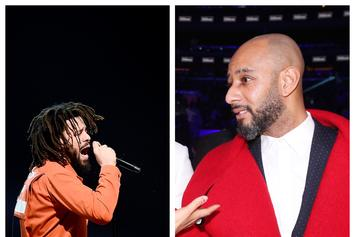 J. Cole Revealed As Executive Producer On Swizz Beatz' Upcoming Album