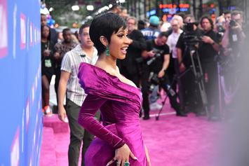 Cardi B Is Already Laughing About Her Fight With Nicki Minaj