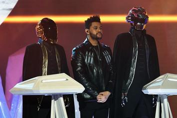 """The Weeknd & Daft Punk Sued For Reported """"Starboy"""" Plagiarism"""