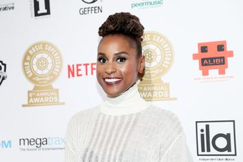 """Issa Rae & Ellen Take Shots While Talking """"Insecure"""""""