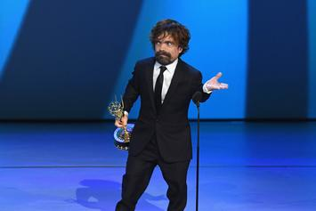 "Peter Dinklage Talks ""Game of Thrones"" Final Season After Emmy Win"