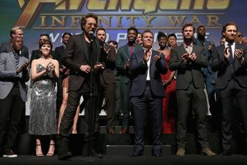 """""""Avengers 4"""" Photo Has Fans Losing Their Minds Guessing The Movie's Title"""