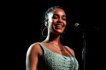 "Jorja Smith Stuns On The Cover Of ""Modzik"" Magazine's Upcoming Issue"