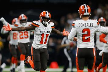 Browns Favored Against NY Jets, Ending 18-Game Home Underdog Streak