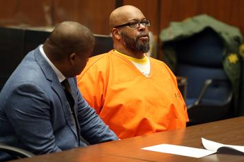 Suge Knight's Son Concerned About Father's Health After Copping Plea Deal