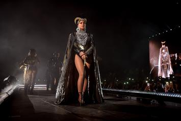 """Beyoncé Disses """"Desperate, Mediocre, Wack B*tch"""" During """"On The Run II"""" Concert"""