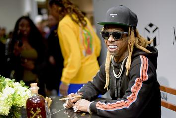 "Lil Wayne Set To Appear On ""The Tonight Show With Jimmy Fallon"" Next Week"