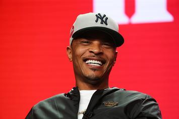 """T.I. Reveals Dave Chappelle Will Feature Throughout New Album """"The Dime Trap"""""""