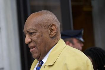 Bill Cosby's New Mugshot Is Just As Sad As The Last One