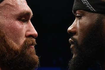 Deontay Wilder Predicts December KO Of Tyson Fury, Anthony Joshua Wants Next