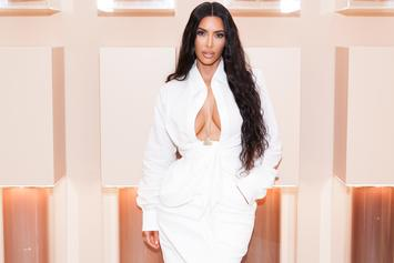 Kim Kardashian Back To Her Thirst-Trapping Ways With This Photo
