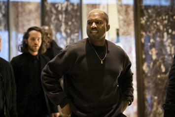 """Kanye West Explains Why He Made """"13th Amendment"""" Comments"""