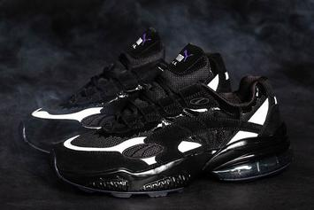 Venom-Inspired Puma Cell Releasing As Part Of Marvel x BAIT Collab