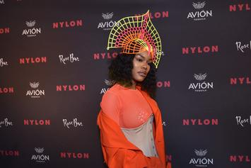 """Teyana Taylor's Just Asking To Be On The Cover Of """"Sports Illustrated"""" In Latest Bikini Pic"""