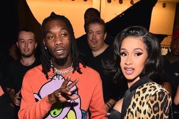 Watch Cardi B & Offset Hit The Strip Club Together In L.A.