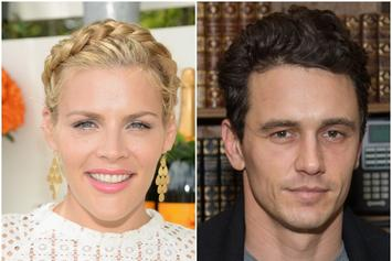 Busy Philipps Calls Out James Franco For Physically Assaulting Her