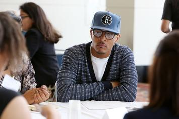 T.I. Uses Racial Slur To Describe Kanye West, Threatens To Slap Him
