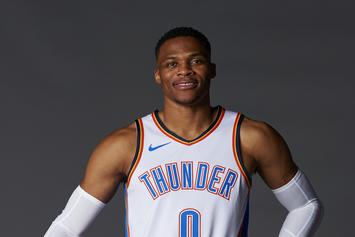 "Russell Westbrook ""Progressing"" But Not Yet Cleared For ""Full Contact"""