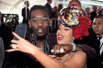 Cardi B Wants One Thing For Her Birthday: Sex With Offset