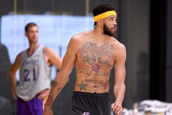 "Lakers' JaVale McGee Releases New Song ""Ain't Talkin' Bout Nothin'"""