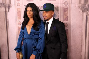 Chance The Rapper Shares Intimate Photos From His Engagement Party