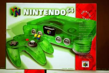 """""""Nintendo 64 Classic"""" Rumors Heat Up After Leaked Images Surface"""