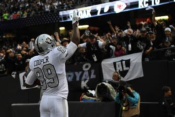 Oakland Raiders WR Amari Cooper Traded To Dallas Cowboys: Report