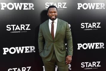 """50 Cent Documents His Directorial Process On """"Power"""" Set"""