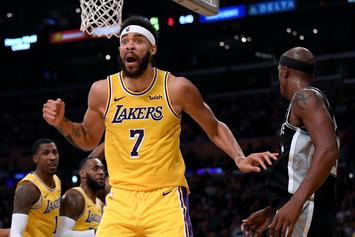 "JaVale McGee Blames ""Asthma Stigma"" For Holding Him Back In His Career"