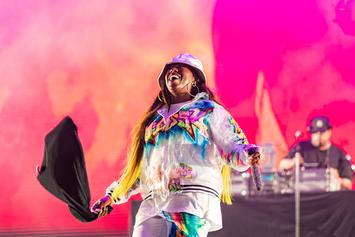 "Missy Elliott Gawks Over Chika's Latest Freestyle: ""Someone Hit Cardi..."""