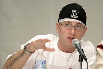 """Eminem's """"Bodied"""" Soundtrack Reportedly Dropping This Week"""
