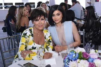 Kylie Jenner Surprises Kris Jenner With A Red Ferrari Ahead Of 63rd Birthday