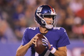 Giants Backup QB Kyle Lauletta Arrested For Nearly Hitting A Cop With Car