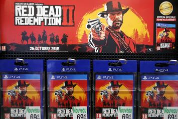 """""""Red Dead Redemption 2"""" Had A Bigger Opening Weekend Than """"Avengers: Infinity War"""""""