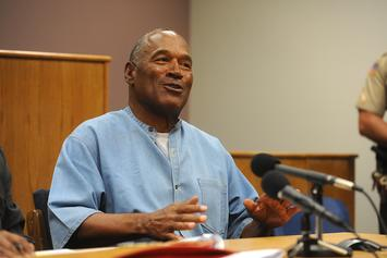 O.J. Simpson Dresses Up As A Gynecologist For Halloween