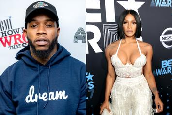 """Tory Lanez On Taking Sexy Pics With Joseline Hernandez: """"Not Gonna Lie, I Was Drunk"""""""