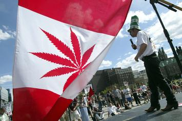 China Warns Citizens In Canada To Stay Away From Weed