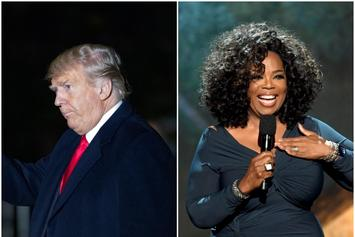 """Donald Trump On His Relationship With Oprah: """"We Did Very Well"""""""