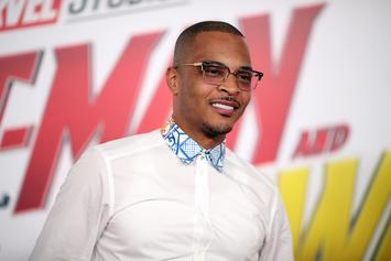 T.I. Denies Making Money Off Crypto Business, Says He Doesn't Own Company: Report