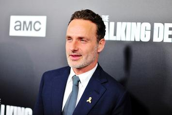 """Andrew Lincoln Will Star In Multiple """"Walking Dead"""" Movies"""