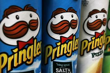 Pringles Is Releasing Limited Edition Thanksgiving Chips