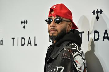 "Swizz Beatz Talks Giving Kanye An ""Uncomfortable Hug,"" DMX, & More"
