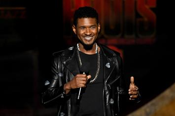 Usher Reportedly Dating Shaniece Hairston; Mom Evelyn Lozada Responds