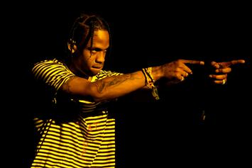 """Travis Scott Offers Fans """"Rollercoaster Experience"""" During """"Astroworld"""" Tour"""