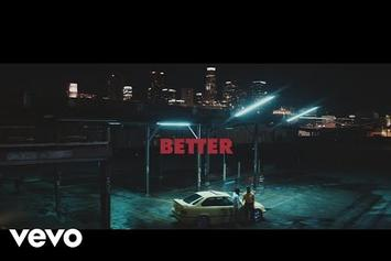 """Khalid Vibes Out & Avoids A Few Car Crashes In """"Better"""""""