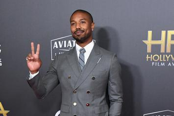 "Michael B. Jordan Is Named GQ's ""Man Of The Year"""
