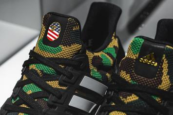 BAPE x Adidas UltraBoost Releasing In Two Colorways: First Look