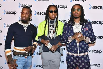"Migos Dabs To Whitney Houston & Go Shopping In ""Carpool Karaoke"""