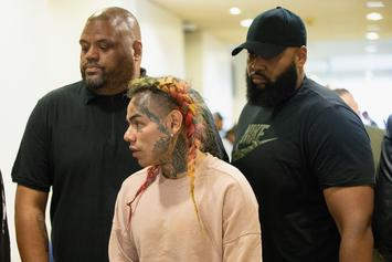 Tekashi 6ix9ine Pleads Guilty In Officer Assault Case & Earns No Jail Time