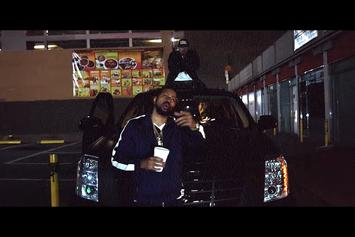 "DJ Muggs & Roc Marciano Are Up To No Good In ""Caught A Lick"" Visuals"